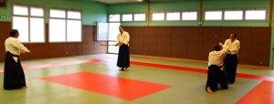 Entrainement Kumitachi 2